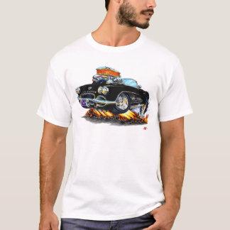 1961 Corvette Black Convertible T-Shirt