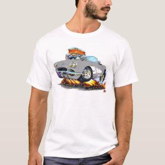 1961 Corvette Grey Convertible T-Shirt