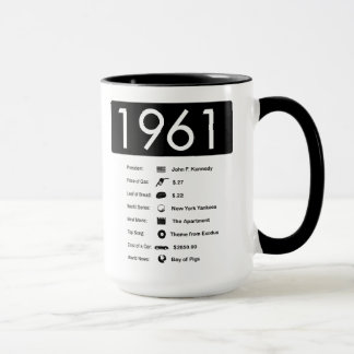 1961-Great Year (15 oz.) Coffee Mug