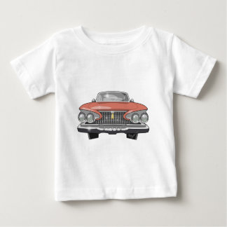 1961 Plymouth Fury Baby T-Shirt