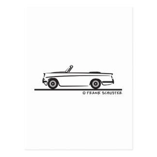1961 Triumph Herald Convertible Postcard