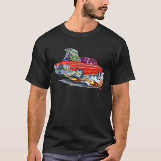 1962-63 Impala Red Car T-Shirt