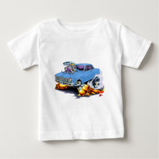 1962-65 Nova Light Blue Car Baby T-Shirt