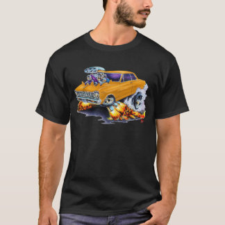 1962-65 Nova Orange Car T-Shirt