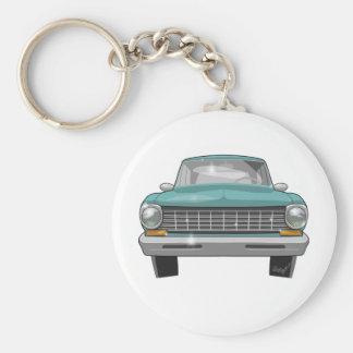 1962 Chevy II Keychain