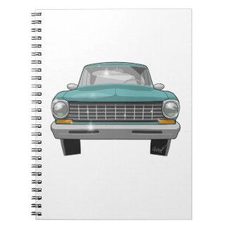 1962 Chevy II Notebook