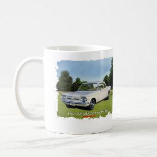 1962_Corvair_Monza Coffee Mug