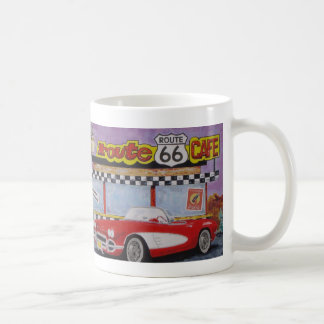 1962  corvette coffee mug