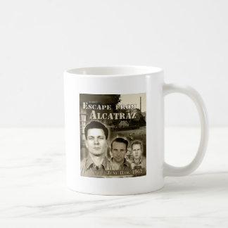 1962 Escape From Alcatraz - Morris & Anglins Coffee Mug