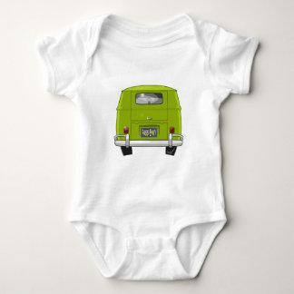 1962 Hippie Van Baby Bodysuit