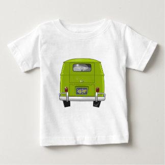 1962 Hippie Van Baby T-Shirt