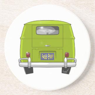 1962 Hippie Van Drink Coaster