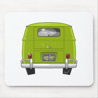 1962 Hippie Van Mouse Pad