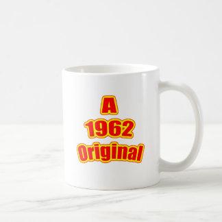 1962 Original Red Coffee Mug
