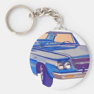 1963 Chrysler Saratoga Keychain