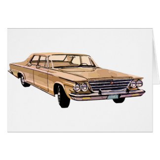 1963 Chrysler Windsor Card
