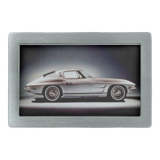 1963 Corvette Sting Ray Belt Buckle