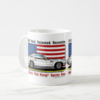 1963 Fuel Injected Corvette Coupe Coffee Mug