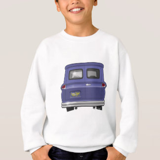 1963 GMC Chevy Panel Truck Sweatshirt
