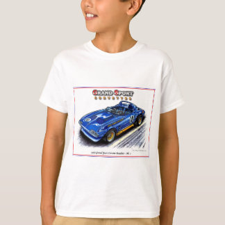 1963 Grand Sport Corvette Penske Roadster T-Shirt