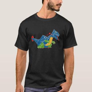 1963 King Zor Dark T-Shirt - Alternate style