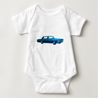 1963 Plymouth Sport Fury Baby Bodysuit