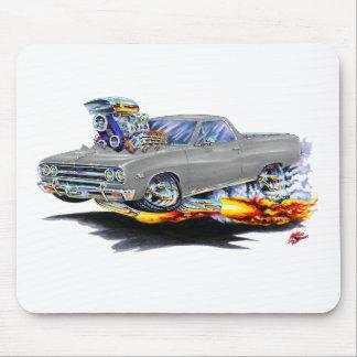 1964-65 El Camino Grey Truck Mouse Pad