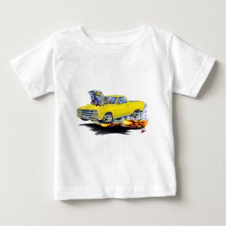 1964-65 El Camino Yellow Truck Baby T-Shirt