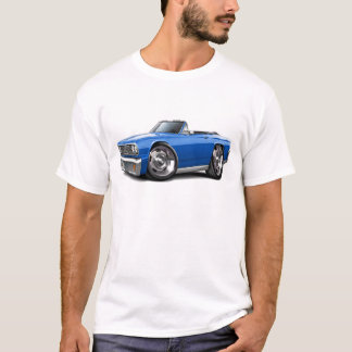 1964 Chevelle Blue Convertible T-Shirt