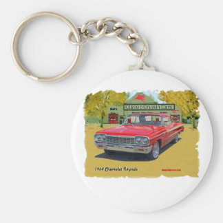 1964_Chevrolet_Impala Keychain