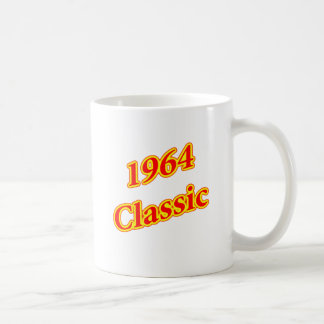 1964 Classic Red Coffee Mug