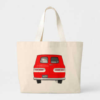 1964 Corvair Greenbrier Large Tote Bag
