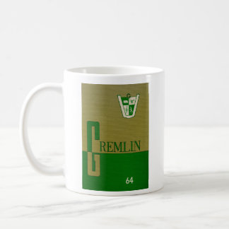1964 Graydon Gremlin Yearbook Coffee Mug