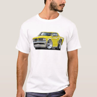 1964 GTO Yellow Car T-Shirt