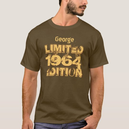 1964 Limited Edition 50th Birthday or Any Year W6Q T-Shirt