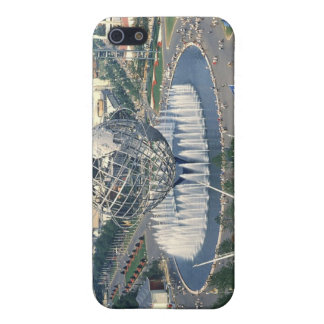 "1964 New York World's Fair - ""Unisphere"" IPhone C iPhone 5 Case"