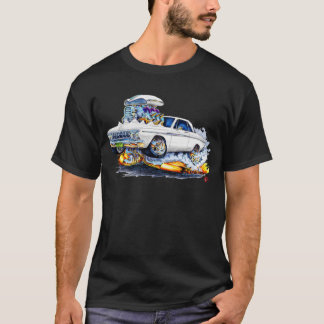 1964 Plymouth White Car T-Shirt
