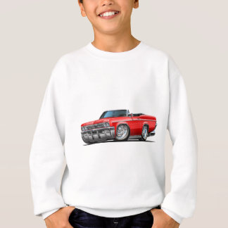 1965-66 Impala Red Convertible Sweatshirt