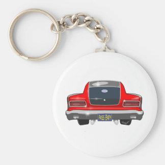 1965 AMC Rambler Marlin Basic Round Button Keychain