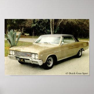 1965 Buick Skylark Gran Sport Poster