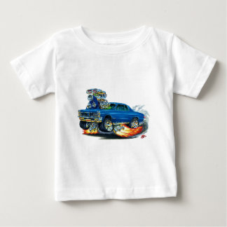 1965 GTO Blue Car Baby T-Shirt