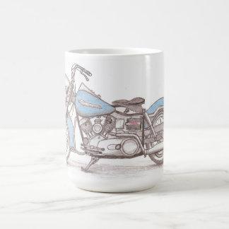 1965 Harley-Davidson FLH mug