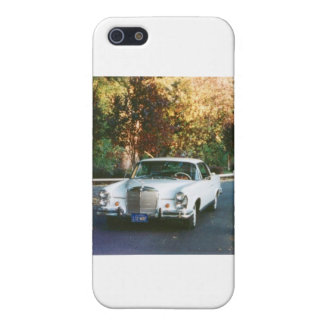 1965 Mercedes Benz 220SEb coupe  classic car Case For iPhone 5/5S