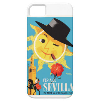 1965 Seville Spain April Fair Poster iPhone 5 Covers