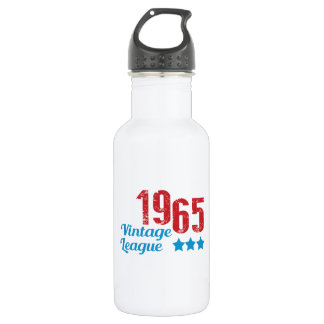 1965 vintage leaque 532 ml water bottle