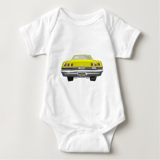 1965 Yellow Chevy Pass Envy T Shirts