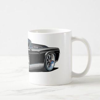 1966/67 GTO Black Convertible Coffee Mug