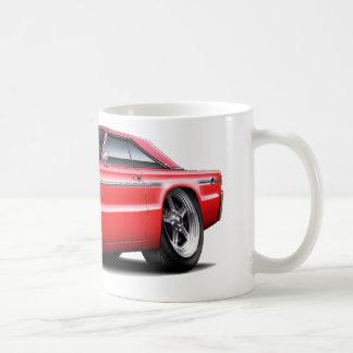1966 Belvedere Red Car Coffee Mug