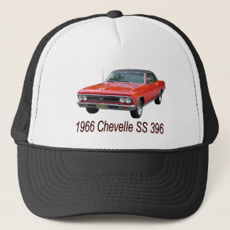 1966 Chevelle ss 396 Hat