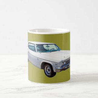 1966 Chevrolet Caprice 427 Muscle Car Basic White Mug